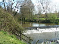 Welshmill Weir