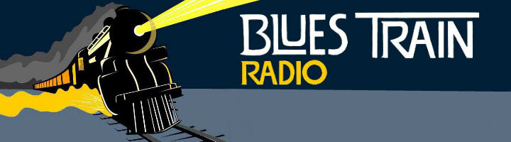 Blues Train banner