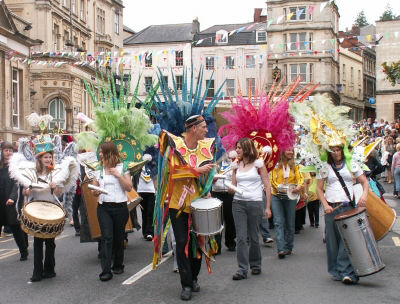 Frome festival 2005