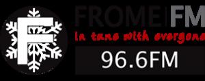 Fromefm logo xmas