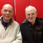 Phil Moakes interviews Peter Hammill at FromeFM