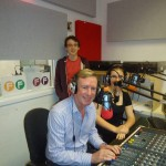 Gavin at Frome FM Radio station