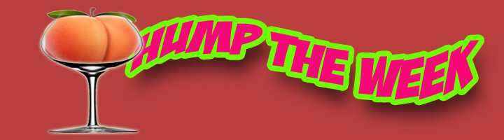 HUMP THE WEEK LOGO