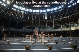 longplayer live at the roundhouse, London 2009