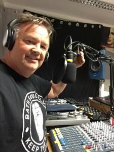 Paul DJ SoultrainRadio