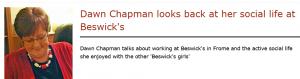 Dawn Chapman Beswick's